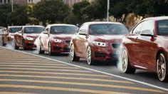 """Video: """"Driftmob"""" in Kapstadt mit 5 BMW M235i"""