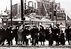 HANNOVER HUNGERWINTER 1946 1947 hanover germany bombing ww2