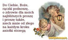 Modlitwy karteczki Pray, Author, Couple Photos, Life, Decoupage, Crafts, Travel, Polish Sayings, Quotes