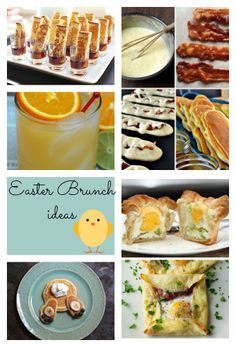 Easter Brunch...not your grandmother's eats. Take it up a notch, with these options.