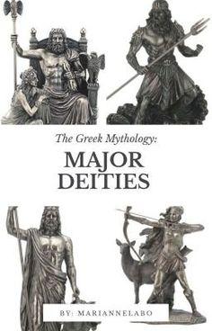 Ano nga ba ang Greek Mythology? Sino nga ba ang sinaunang sinasambang… #fantasy #Fantasy #amreading #books #wattpad