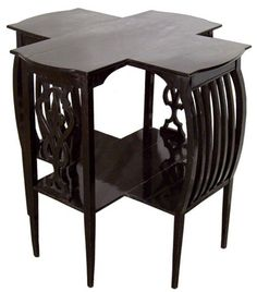 Joseph Maria Olbrich Style Table Vienna Secession Jugendstil Table - $2800.