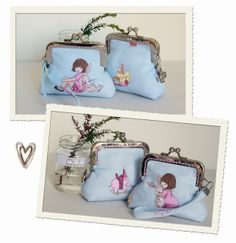 belle and boo: Be Inspired By... Fabric // Little Purses