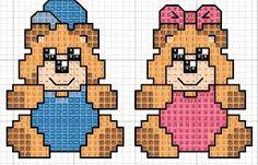 Resultado de imagem para ponto cruz dos pokemons