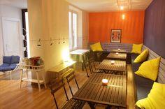 Polaroid Siesta Hostel è un nuovo ostello di design a Granada con prezzi a partire da 10€!