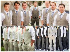 Vests are in! Good idea for Queenslanders... #weddingphotos #playbackstudios