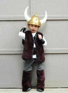 diy kleidung karnevalskostüme kleiner wiking süß
