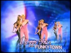 LIPPS INC    Funky Town Long 12'' Version Video Clip