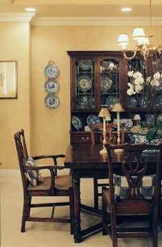 painted dining room furniture ikea dining room set expandable round dining room tables #DiningRoom