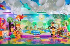 O desenho animado Mundo Bita já é um fenômeno em todo o Brasil. Por isso, depois de lançarem a primeira decoração do tema com o apoio da Mr Plot, a Perylampo F