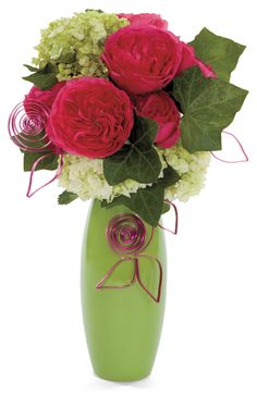 From FR TV:  Click to watch Talmage's video.     Florists' Review Magazine® > December 2012 > Technique