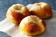 This is my most requested food item. Needless to say my family loves bulla! Finland Food, Tasty Pastry, Finnish Recipes, Dessert Recipes, Desserts, Sweet Bread, Food Items, Sweet Recipes, Cooking Recipes