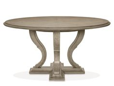 Marquesa Round Dining Table - Dining Tables - Dining Room | Robb & Stucky