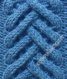 Cable Pattern lots of wonderful knitting patterns here Cable Knitting Patterns, Knitting Stiches, Knitting Charts, Lace Knitting, Knit Patterns, Crochet Stitches, Stitch Patterns, Knitted Dolls, Knitted Afghans