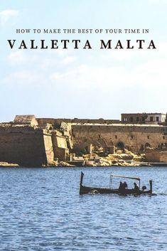 Valletta Malta Travel Guide - A city of Culture, Food and History