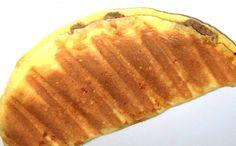 Receita de panini italiano fácil para a fase ataque dukan.