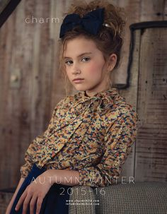 Charm children's couture A/W 15/16