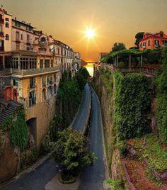 Bucket List: travel to Beautiful Sorrento – Italy