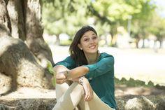 Chiara Brunori green blogger ed organizzatrice di eventi florovivaistici e green da oltre 10 anni . verdi e contenti il mio spazio verde virtuale e non solo