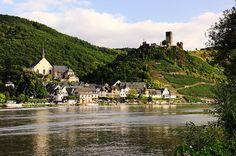 Rheinland-Pfalz, Moseltal