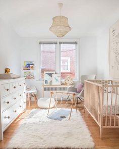 Wonderful Baby Girl Nursery Ideas For Small Rooms Nursery – Babyzimmer Baby Nursery Decor, Baby Bedroom, Nursery Room, Girl Nursery, Girl Room, Small Baby Nursery, Small Nursery Layout, Apartment Nursery, Apartment Bar