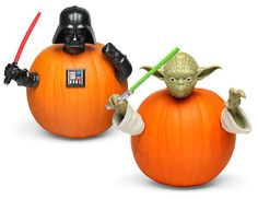 Star Wars Pumpkin Push-In Kit
