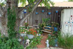 My little secret garden.