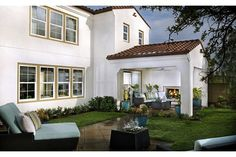 Home Styles On Pinterest Spanish Colonial Spanish Style Homes And