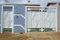 House Main Gates Design, Door Gate Design, Entrance Doors, Garage Doors, Iron Fence Gate, Iron Work, Wrought Iron, Decoration, Beverly Hills