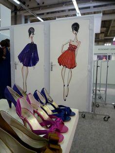 Silhouettes graphiques pour Ugo Zaldi au Salon du Prêt-à-porter