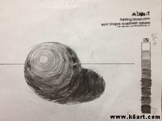 Drawing and Shading Geometric Forms » K - 6 Art K – 6 Art