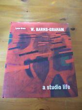 W. Barns-Graham: A Studio Life by Lynne Green (Hardback, 2001) Abstract Painter