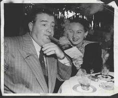 Lou Costello & wife Anne (1934–1959) 4 children; Carole, Chris, Paddy, & Lou, Jr.