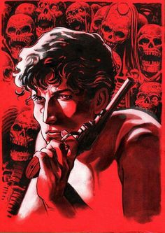 Dylan Dog, Character Art, Revolution, King, Comics, Drawings, Dogs, People, Anime