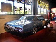 1967 Chevrolet Caprice. GM's 100 millionth car.