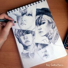 #kpopfanart #Sungmin ♥ #FanArt