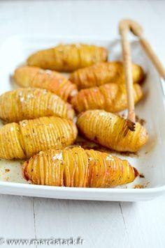 pommes de terre à la suédoise - recette en français