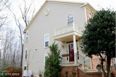 6747 ROYAL THOMAS WAY, Alexandria, VA 22315 (MLS # FX8576568) - Herbert Riggs Realtor - Large end unit TH w/significant upgrades and serene wooded views! Master ste w/walk in closet & completely updated 4 pc bath. Oak HW on main, granite, crown molding. Top of line appl feats Dacor conv oven w/gas stovetop. Eat in kitch has views + w/o to 12X12 deck. Hvac 2012, windows & drs 2012, wtr htr 2010, & Fully fin w/o basement w/full bath & BR or office. Owner has spent $125k for upgrades! - Call…