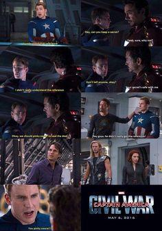 The Avengers & Marvel Marvel Memes, Marvel Avengers, Marvel Comics, Marvel Funny, Funny Avengers, Johnlock, Destiel, Captain America Civil War, Bucky Barnes