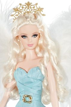 Barbie angel doll