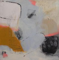 Stephanie Tisserant, tableau en diptyque, abstraction contemporaine  www.nameofart.com