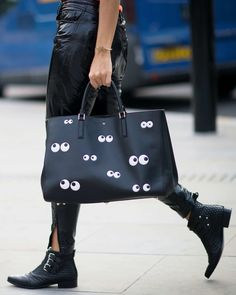 Anya Hindmarch bag Photo: Younjun Koo/I'M KOO