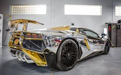 The big reveal, Aventador Superveloce #TuningCult.com For All Tuning Lovers.