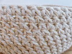 matemo: Ideas para decorar la casa: Cesta en crudo / Home decor ideas: Ecru basket (I)