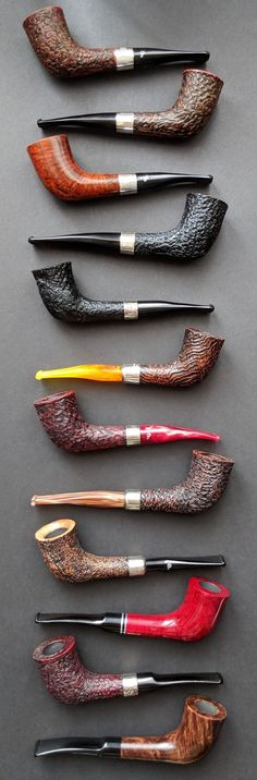 The 12 Apostles: Peterson B35 pipes.