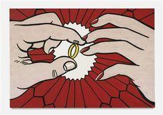 Roy Lichtenstein, THE RING (ENGAGEMENT)