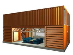 Want your own container house? There's a six-month waiting list for the Quik House by architect Adam Kalkin, who is based in New Jersey. The distinctive Quik House comes in a prefabricated kit, based on recycled shipping containers (in fact a completed house is about 75% recycled materials by weight). The standard Quik House offers 2,000 square feet, three bedrooms, and two and one-half baths, though larger options are also available. The shell assembles within just one day, and all the…