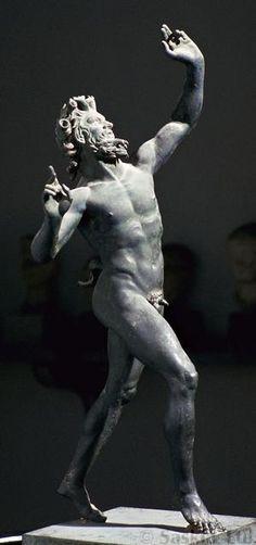 """ The Dancing Faun of Pompeii"""