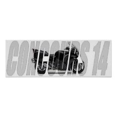 2013 Concours 14 Poster