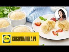 (6) BUŁECZKI BEZ GLUTENU I BEZ PIECZENIA ❤️ | Kinga Paruzel & Kuchnia Lidla - YouTube